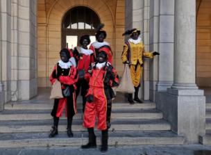 PEGIDA: Zwarte Piet, wie kent hem niet…
