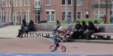 Getto's keren terug in Nederland